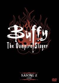 Buffy - Säsong 2 (6-disc) DVD