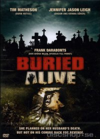 Buried alive (beg dvd)