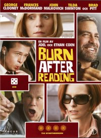 Burn After Reading (DVD) BEG
