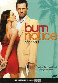 Burn Notice - Säsong 1 (dvd)