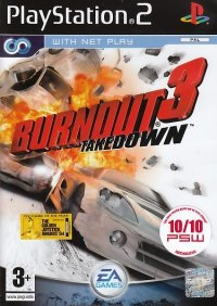 Burnout 3 - Takedown (ps 2) (beg)