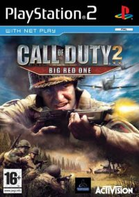 Call of Duty 2 Big Red One (ps 2 beg)