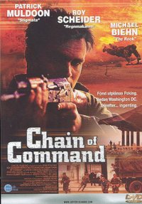 Chain of command (beg dvd)