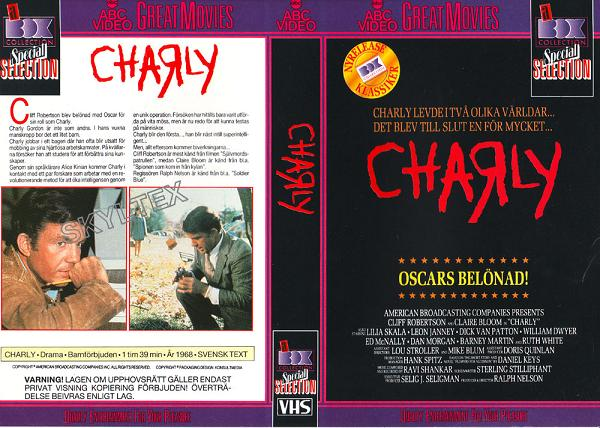 Charly (vhs)