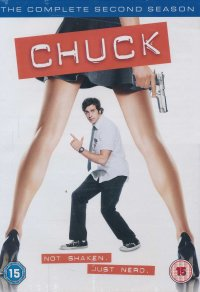 Chuck - Season 2 (6-disc) (Import Sv.Text)