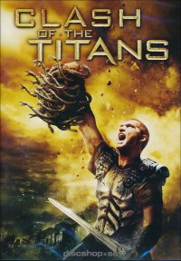 Clash of the Titans (beg dvd)