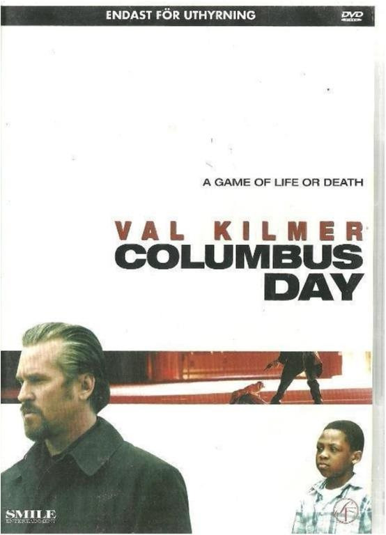 columbus day (beg hyr dvd)