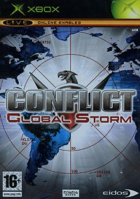 Conflict - Global Storm (xbox) beg