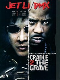 Cradle 2 the grave (beg DVD)