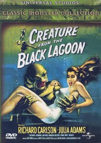 Creature From The Black Lagoon (beg dvd)
