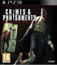 Crimes & Punishments - Sherlock Homes (ps 3)