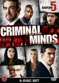 Criminal Minds - Säsong 5 (beg dvd)