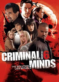 Criminal Minds - Säsong 6 (beg dvd)