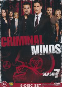 Criminal Minds - Säsong 7 (beg dvd)