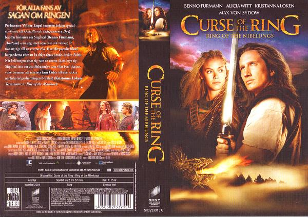 CURSE OF THE RING (VHS)