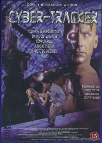 Cybertracker (beg dvd)