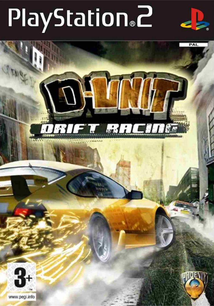 D-Unit (BEG PS 2
