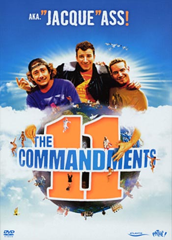 11 Commandments (Second-Hand DVD)