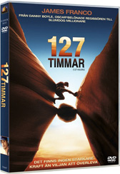127 Timmar (Second-Hand DVD)