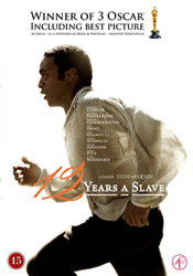 12 Years a Slave (Second-Hand DVD)
