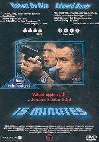 15 Minutes (Second-Hand DVD)