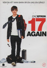 17 Again (Second-Hand DVD)