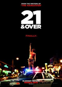21 & Over (beg hyr blu-ray)