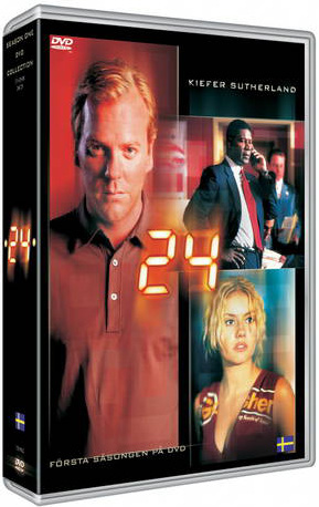 24 - Season 1 (Second-Hand DVD)