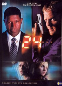 24 - Season 2 (Second-Hand DVD)