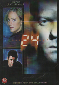 24 - Season 4 (beg DVD)