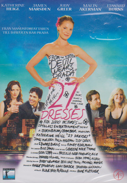 27 Dresses (beg DVD)