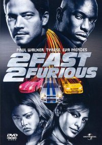 Fast & Furious 2 2 Fast 2 Furious (dvd)