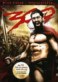 300 (Second-Hand DVD)