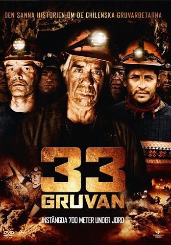 33 Gruvan (Second-Hand DVD)