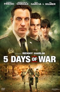 5 Days of War (Second-Hand DVD)
