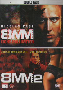 8 mm / 8 mm 2 (Second-Hand DVD)