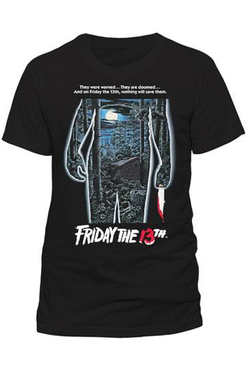 Friday the 13th del 2 T-Shirt  (M)