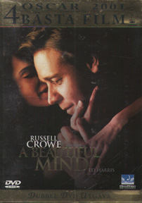 A Beautiful Mind (Second-Hand DVD)