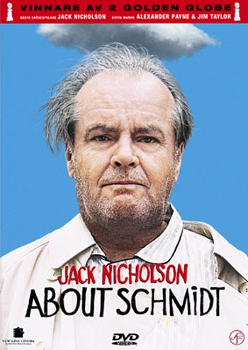 About Schmidt (Second-Hand DVD)