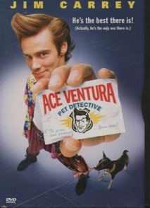 Ace Ventura - Pet Detective (Second-Hand DVD)