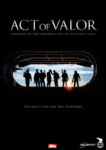 Act of Valor (Second-Hand DVD)