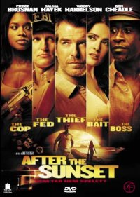 After the Sunset (beg hyr DVD)