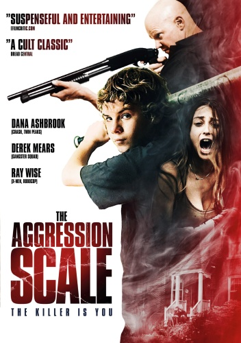 Aggression Scale, The (Second-Hand DVD)