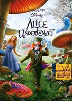 Alice i Underlandet (2010) (Second-Hand DVD)
