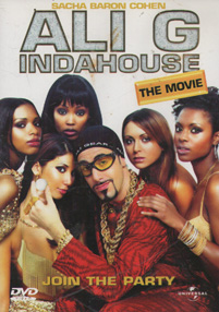 Ali G indahouse - The Movie (Second-Hand DVD)