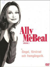 Ally McBeal - Season 1 (Second-Hand DVD)