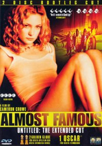 Almost Famous - 2 Disc Bootleg Cut (Second-Hand DVD)