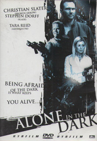 Alone in the Dark (Second-Hand DVD)