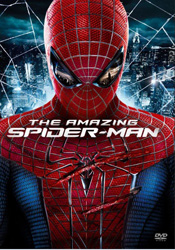 Amazing Spider-Man (beg hyr blu-ray)