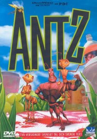 Antz (Second-Hand DVD)